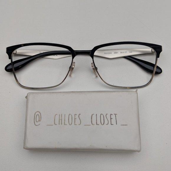 🕶️ Ray-Ban RB6344 2861 Men's Eyeglasses/TJ116🕶️